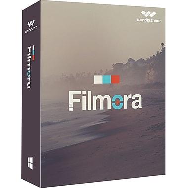 Wondershare – Logiciel de montage vidéo Filmora [téléchargement]