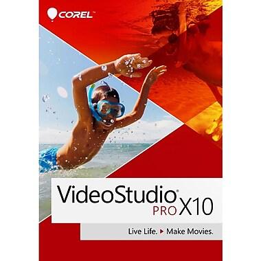 Logiciel de montage vidéo VideoStudio Pro X10 (Windows)