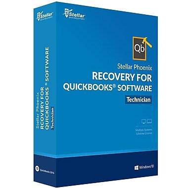 Stellar Phoenix – Récupérateur de données Recovery for QuickBooks