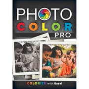Logiciel Photo Color Pro pour Windows, anglais