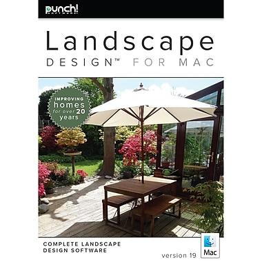 Punch! – Logiciel Landscape Design pour Mac version 19, anglais
