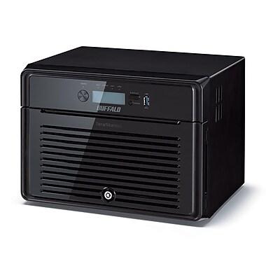 Buffalo TeraStation TS5800DN SAN/NAS Server, Intel Atom D2700 Dualcore (2 Core) 2.13 GHz, 8 x Total Bays, 48 TB HDD