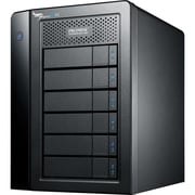 Promise Pegasus2 R6 DAS Array, 6 x HDD Supported, 6 x HDD Installed, 18 TB Installed HDD Capacity, Serial ATA Controller