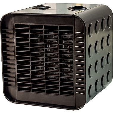 Delta Maxx Portable Electric Space Heater, 1500 watts, Black