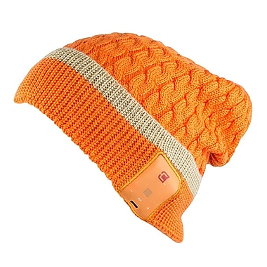 a1b41fbf727 Caseco Blu-Toque Dual-Layered Winter Bluetooth Speaker Hat
