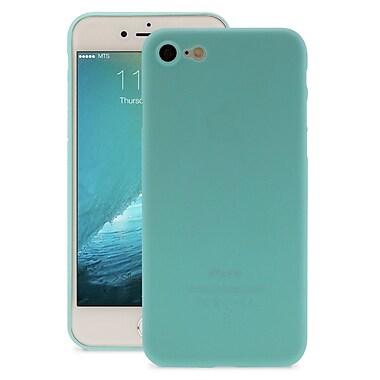 Caseco - Étui mince pour iPhone 7, bleu sarcelle (CC-SS-IP7-TL)