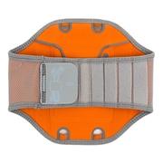 Caseco - Brassard universel Runfree pour téléphone mobile, orange (CC-RF-OR)