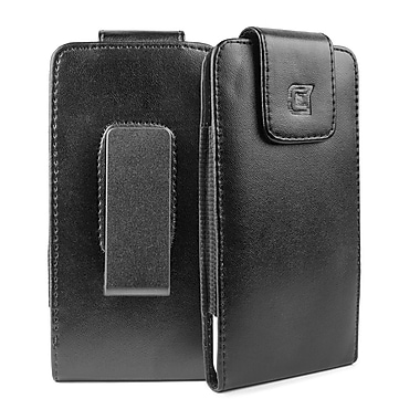 Caseco - Pochette verticale pour téléphone cellulaire, pince de ceinture, 5,2 po (CC-FL-PCH-5.2)