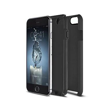 Caseco Flux Case for iPhone 6S, Black/Black (CC-FX-IP6-BK)