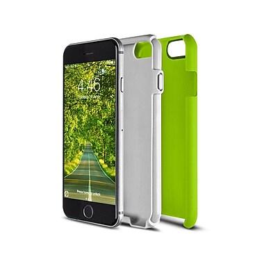 Caseco Flux Case for iPhone 6S, Green/White (CC-FX-IP6-GW)