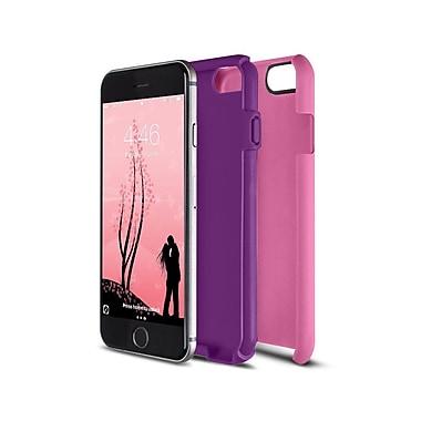 Caseco Flux Case for iPhone 6S, Pink/Purple (CC-FX-IP6-PP)