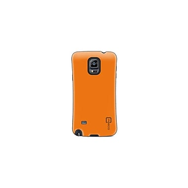 Caseco Shock Express Impact-Resistant Case for Galaxy Note 4, Orange (CC-GLXN4-OR)