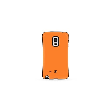 Caseco Shock Express Impact-Resistant Case for Galaxy Note Edge, Orange (CC-GLXNE-OR)
