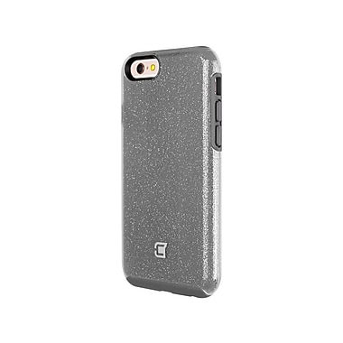 Caseco Flux Glam Case for iPhone 6S , Grey/Clear (CC-GM-IP6S-GY)