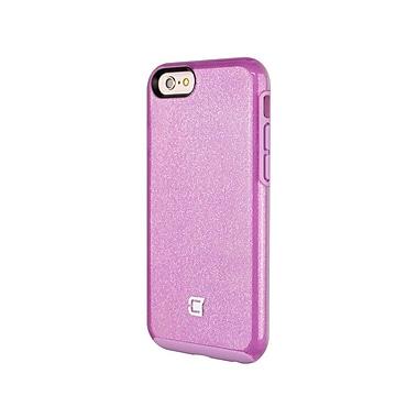 Caseco Flux Glam Case for iPhone 6S , Purple/Purple (CC-GM-IP6S-PR2)
