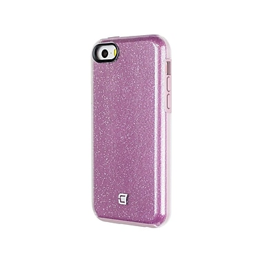 Caseco Flux Glam Case for iPhone SE/5S, Pink/Pink (CC-GM-IPSE-PP)
