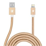 Caseco Braided Lightning Sync & Charge Cable