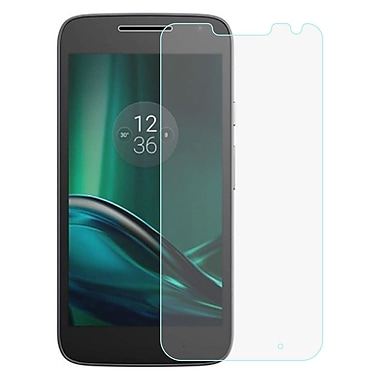 Caseco Screen Patrol Tempered Glass Cell Phone Screen Protector, Moto G4 Play (CC-SP-MOTG4P )