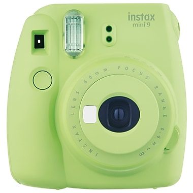 Fujifilm Instax® Mini 9 Instant Camera, Lime Green