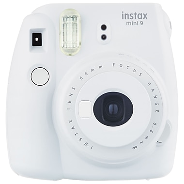 Fujifilm Instax® Mini 9 Instant Camera, Smokey White