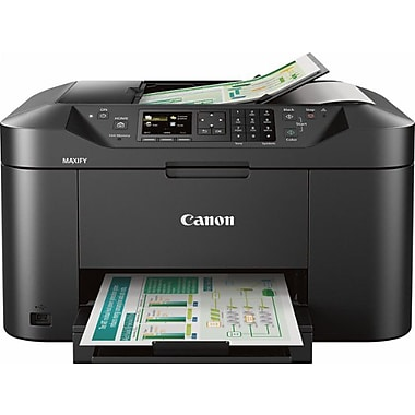 Canon MAXIFY MB2120 Small Office/Home Office All-in-One Inkjet Printer (0959C003)