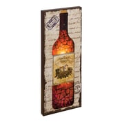 Charlton Home Wine Bottle Wall D cor