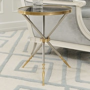 Global Views Campaign End Table