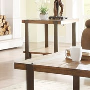 Woodhaven Hill Northwood End Table