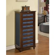 Wildon Home   Jewelry Armoire w/ Cushions