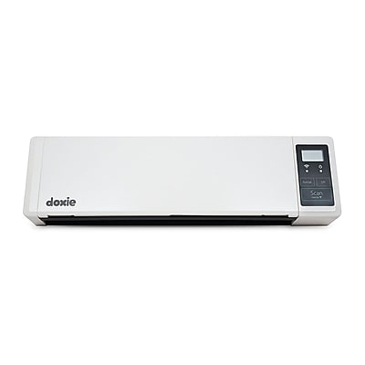 Doxie Q wireless rechargeable document scanner with automatic document feeder (DX300)
