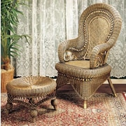 Spice Islands Country Armchair