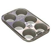Baker's Secret 6 Cup Muffin Pan