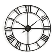 Howard Miller Gallery Oversized 32'' Lacy Quartz Wall Clock