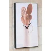 Wilson Studios Spoons Wall Clock