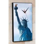 Wilson Studios Statue of Liberty Wall Clock