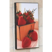 Wilson Studios Strawberries Wall Clock