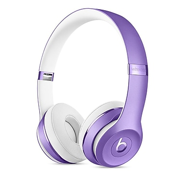 Beats – Casque d'écoute supra-auriculaire Solo3 Wireless, Ultra Violet (MP132LL/A)