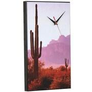 Wilson Studios Desert Sunrise Wall Clock