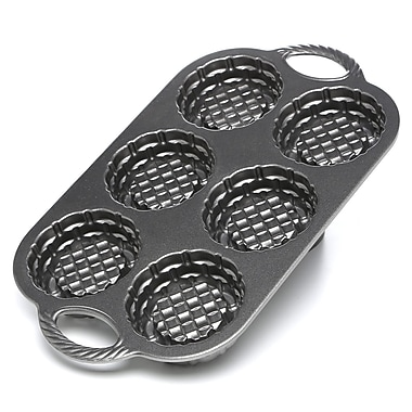 Nordic Ware Platinum Non-Stick Shortcake Muffin Pan
