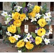 Flora Decor 24'' Harmony Wreath