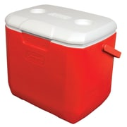Coleman 30 Qt. Personal Cooler; Red