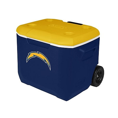 Coleman 60 Qt. NFL Performance Cooler; San Diego Chargers WYF078280038355