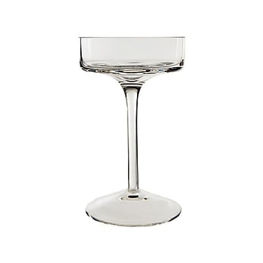 CYSExcel Stemmed Glass Candle Holder (Set of 36); 6'' H x 3.5'' W x 3.5'' D