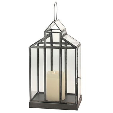 CKK Home D cor, LP Stonebriar Glass Terrarium Lantern