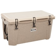 Grizzly Coolers 75 Qt. RotoMolded Cooler; Sandstone & Tan