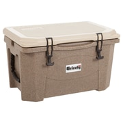 Grizzly Coolers 40 Qt. RotoMolded Cooler; Sandstone & Tan