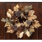 ZiaBella 20'' Faux Silk Wreath