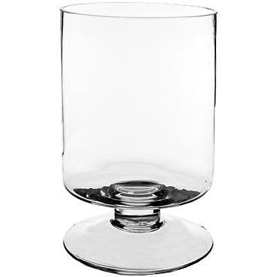 CYSExcel Glass Hurricane; 13.5'' H x 8'' W x 8'' D WYF078280039425