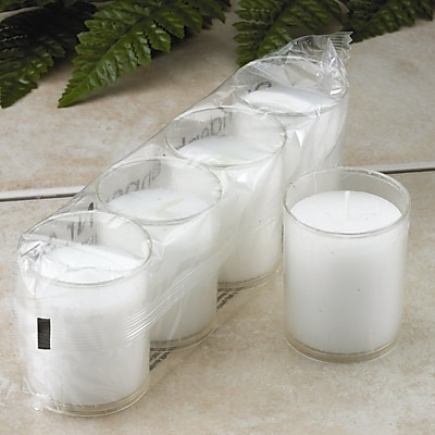 Biedermann and Sons Votive Candles (Set of 5)