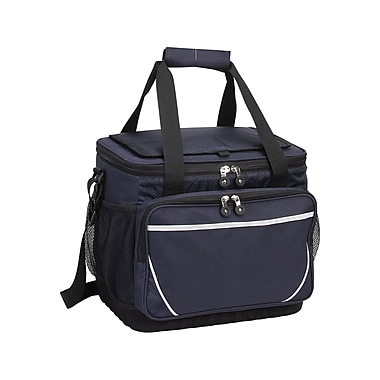 Preferred Nation 36 Can Picnic Cooler; Navy